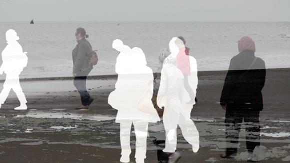 Csáky Marianne: Shapes, állókép a videóból
